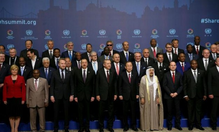 UN receives criticism in humanitarian summit in Istanbul