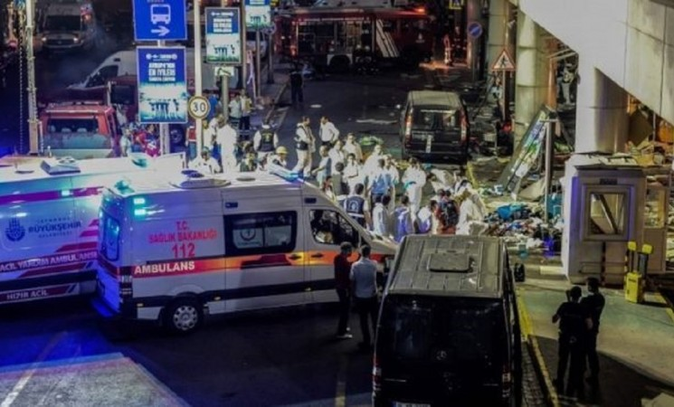 Istanbul Ataturk airport attack: 36 dead and more than 140 hurt