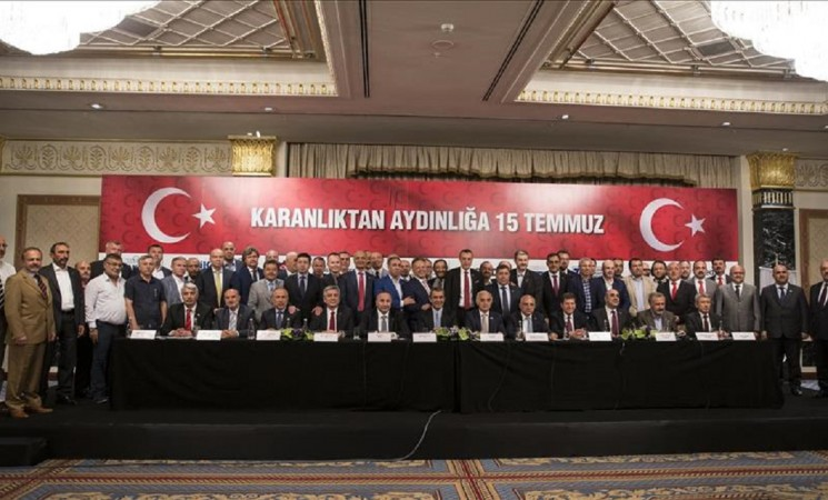 Turkish business leaders talk up country's future