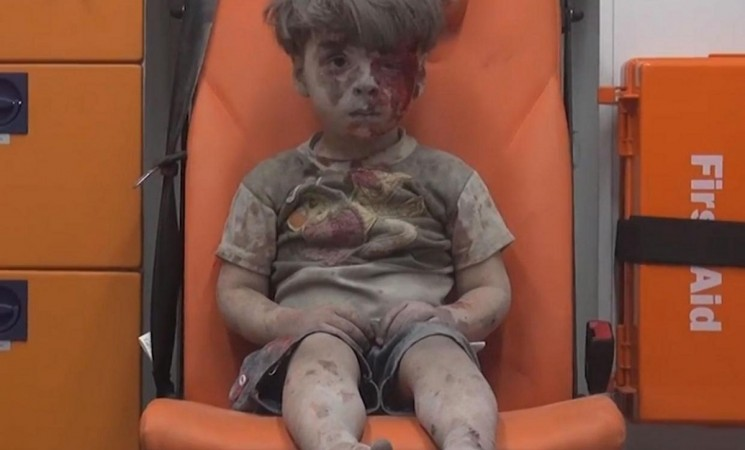 Syria's Civil War: Yet another 'iconic image'?