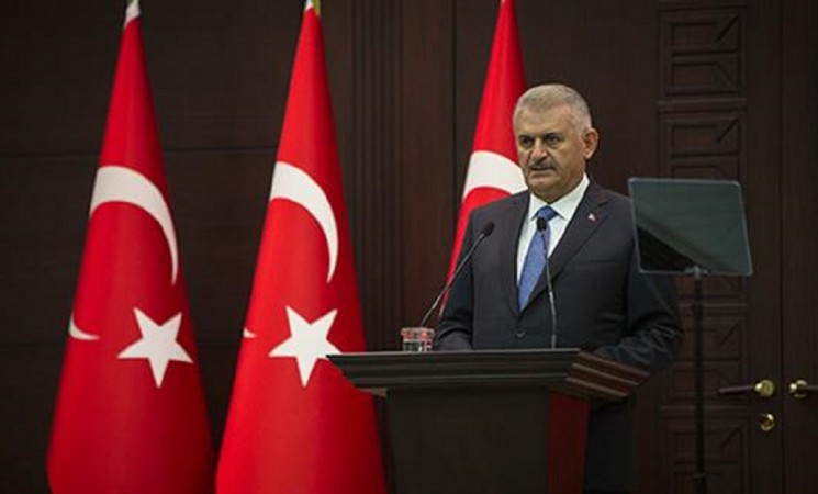 'New page' must be opened for Syria: Turkish PM Y?ld?r?m