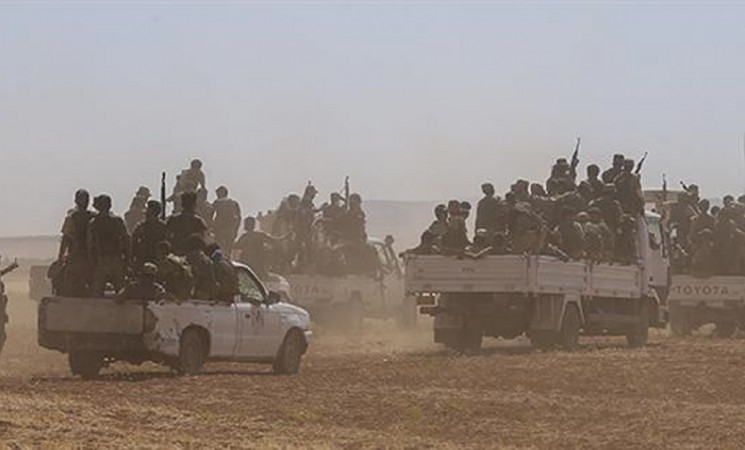 Turkish border with Syria cleared of ISIL militants