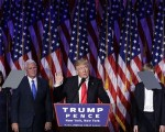 Donald Trump unofficially becomes 45th president of the US with unexpected victory