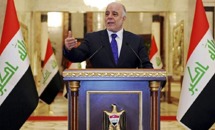 Relations with Turkey back on track, 3 months needed to eliminate Daesh: Iraqi PM Abadi