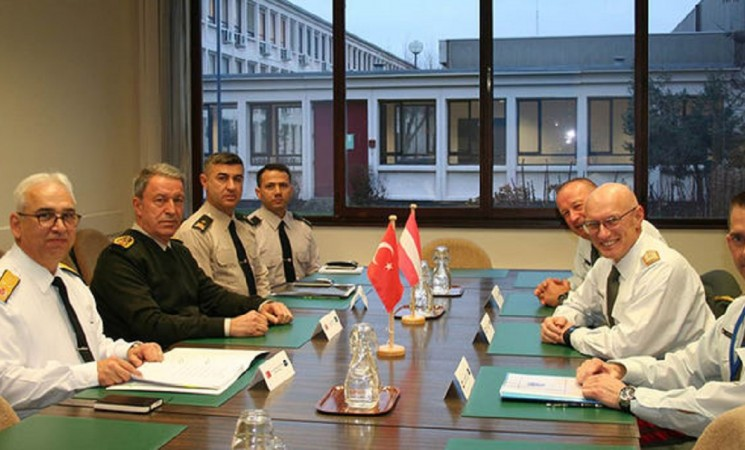 Chief of Staff Akar urges NATO to contribute more to Turkey's anti-terror fight