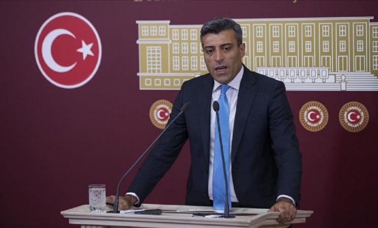 We do not want Iraq to be divided: Turkey opposition MP