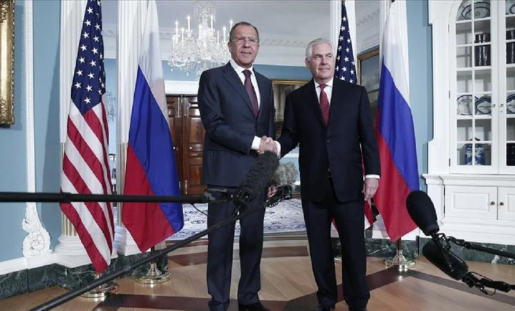 US, Russian top diplomats discuss Syria in New York