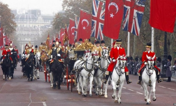 TURKEY and BRITAIN: A STRONG AND ENDURING PARTNERSHIP, By Edward Rowe and Polat Üründül