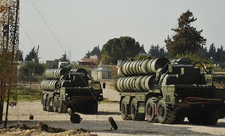 Turkey expanding missile defense capabilities by inking deal with Eurosam
