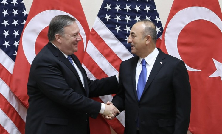 Turkey, US agree to approve roadmap on Syria